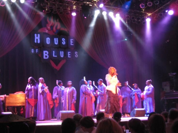House of Blues Chicago - Gospel Brunch
