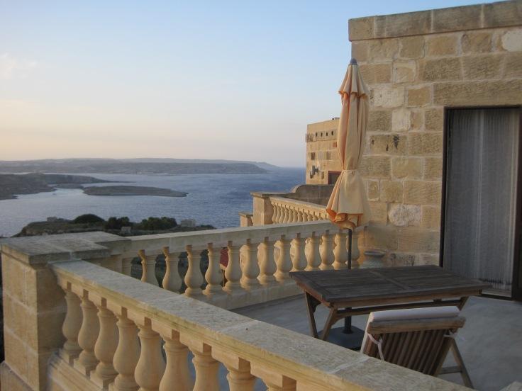 Balcony view Ferrieha - Gozo