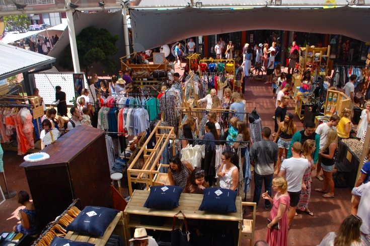 Neighbourgoods Market, Cape Town