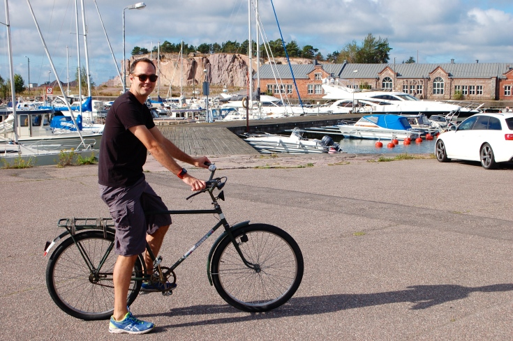 Dave bike