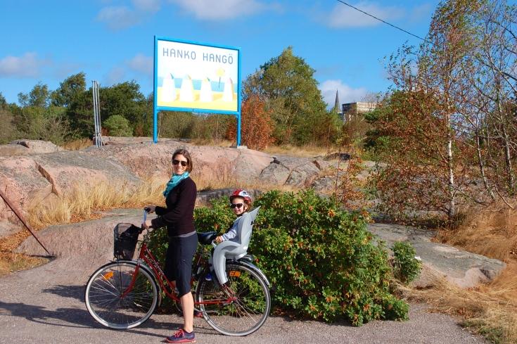 Ella Katy bike