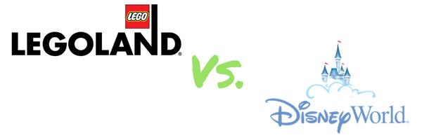 Lego vs Disney